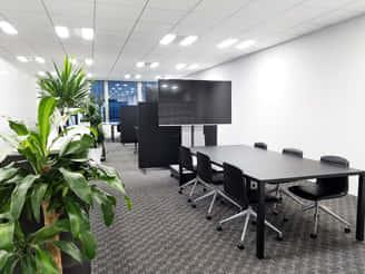 プライム・ストラテジーの会議室